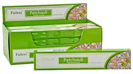 TULASI PATCHOULI 15 GM