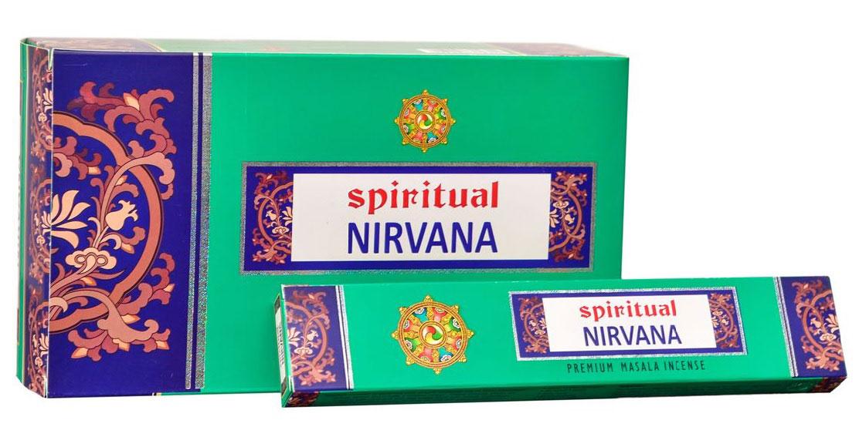 NIRVANA 15 GM