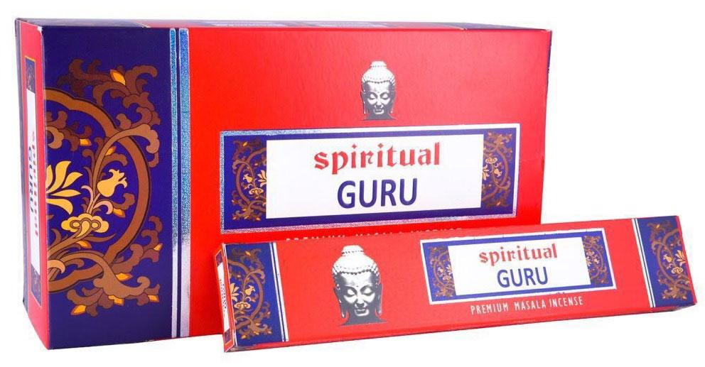 SPRITUAL GURU