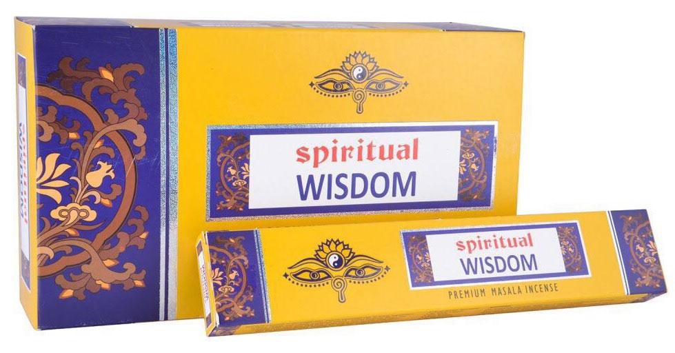 SPRITUAL WISDOM