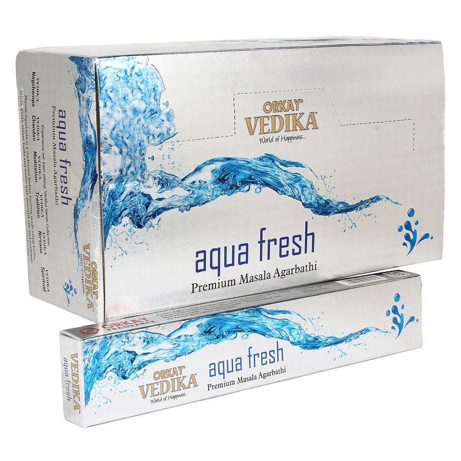VEDIKA AQUA FRESH 40 GM