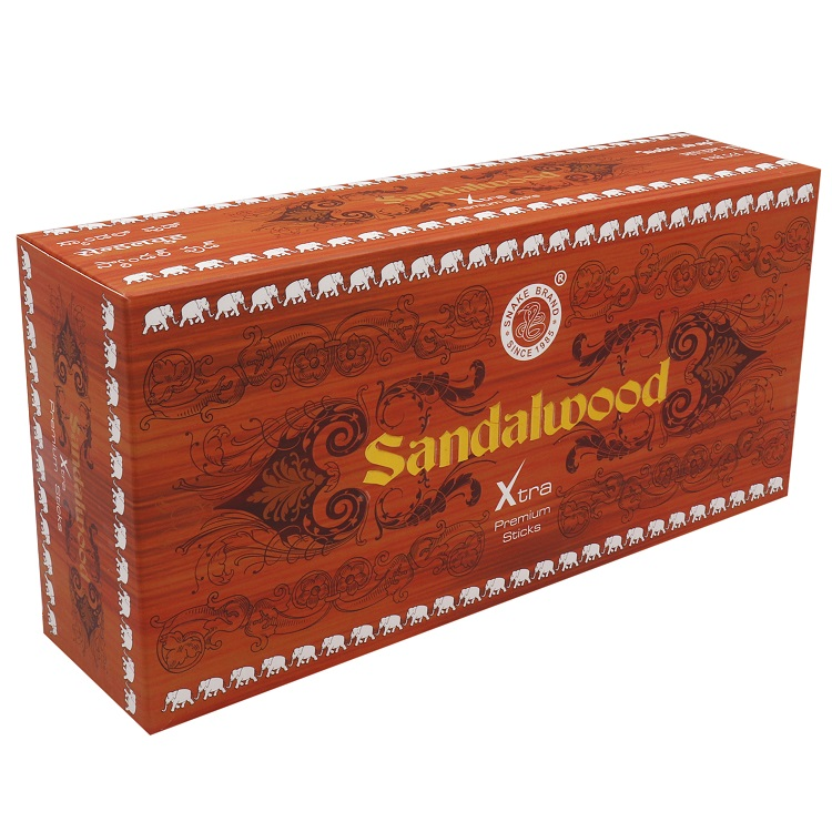 SANDALWOOD 25 STICK PACK