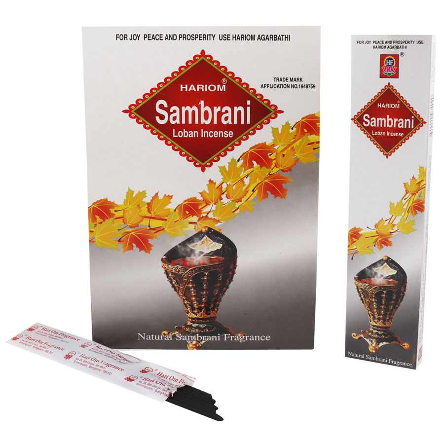 SAMBRANI LOBAN 22 GM