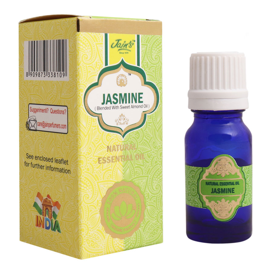 JASMINE (BLENDED WITH SWEET ALMOND) OIL