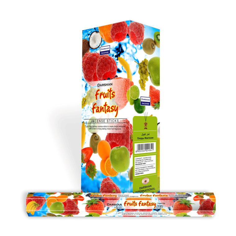 DARSHAN FRUITS FANTASY HEXA