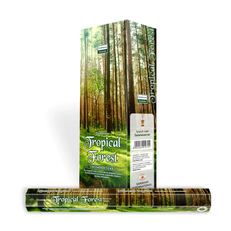 DARSHAN TROPICAL FOREST HEXA