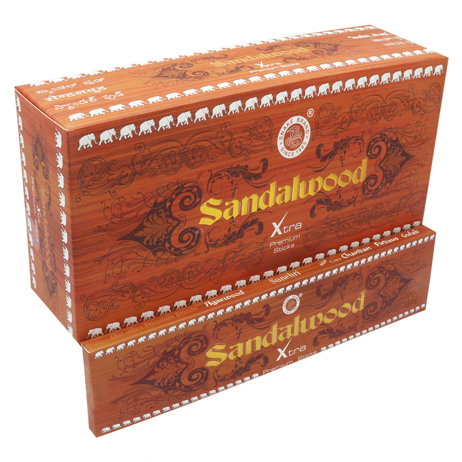 SANDALWOOD 10 STICK PACK