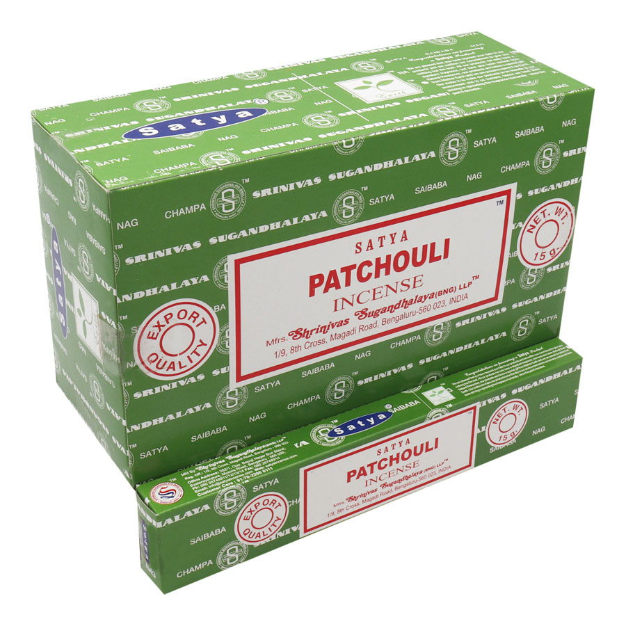 SATYA PATCHOULI 15 GM