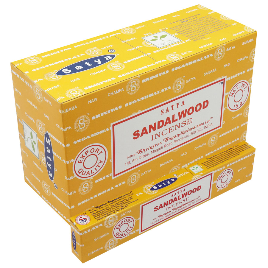SATYA SANDALWOOD 15 GM