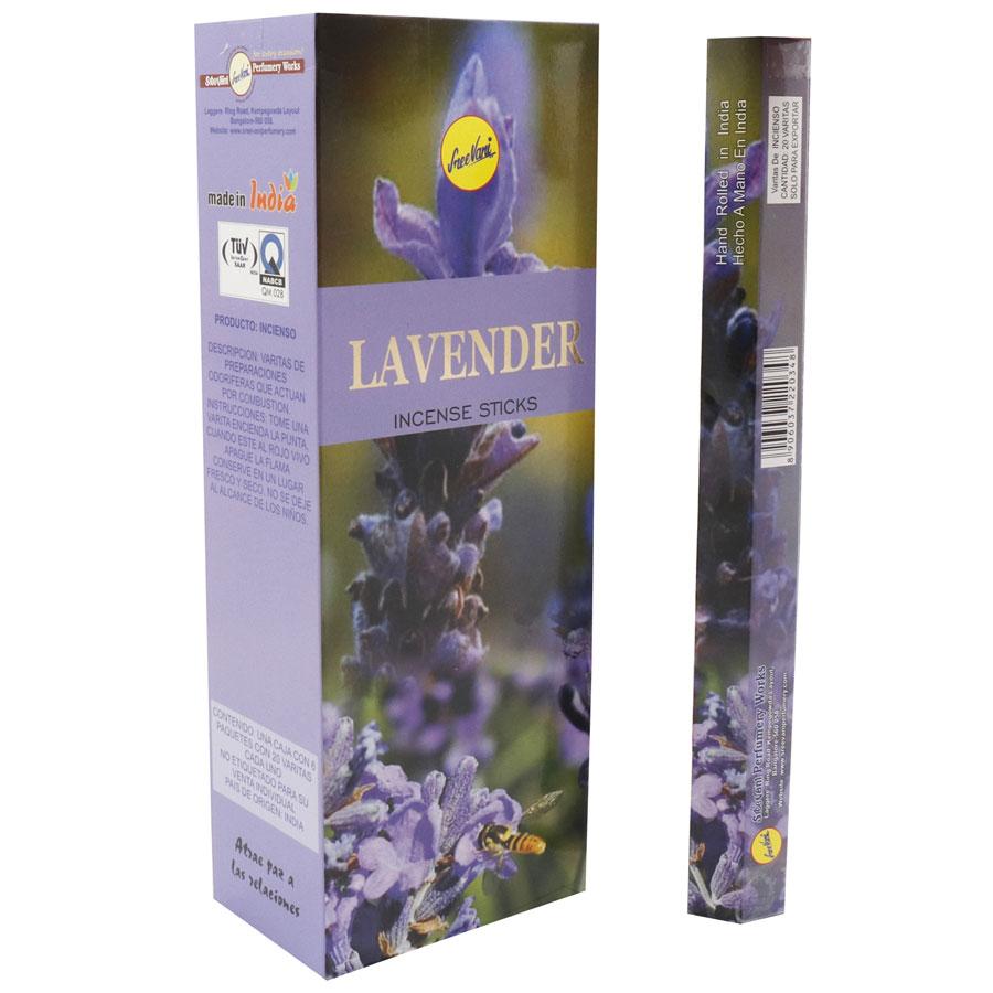 LAVENDER / LAVANDA