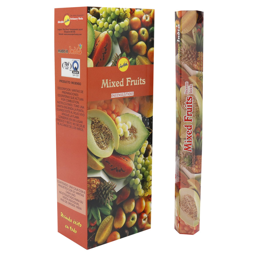 MIXED FRUITS / FRUTAS MIXTAS