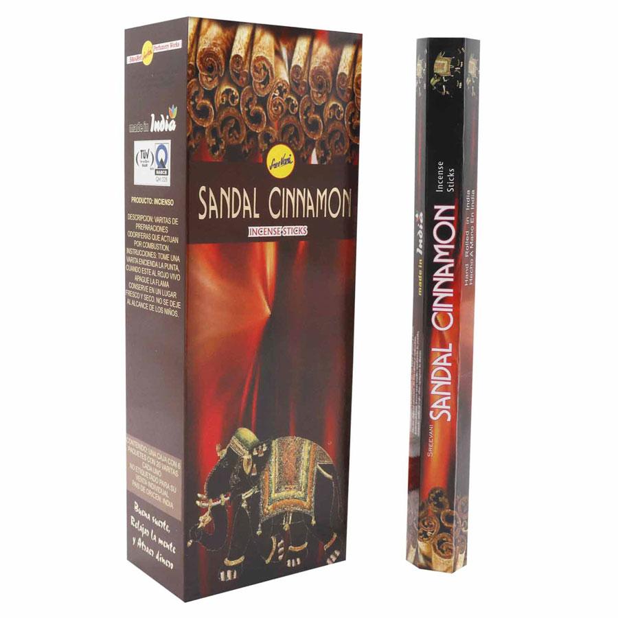 SANDAL CINNAMON / SANDALO CANELA