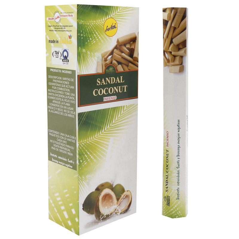 SANDAL COCONUT / SANDALO COCO
