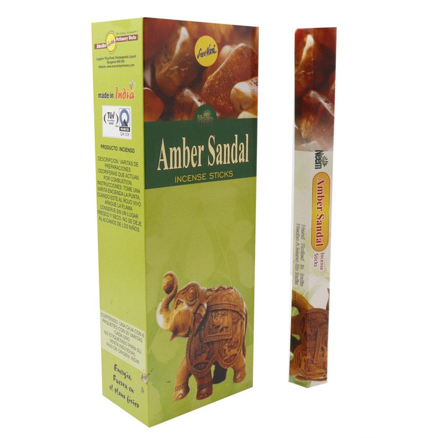 AMBER SANDAL / SANDALO AMBER