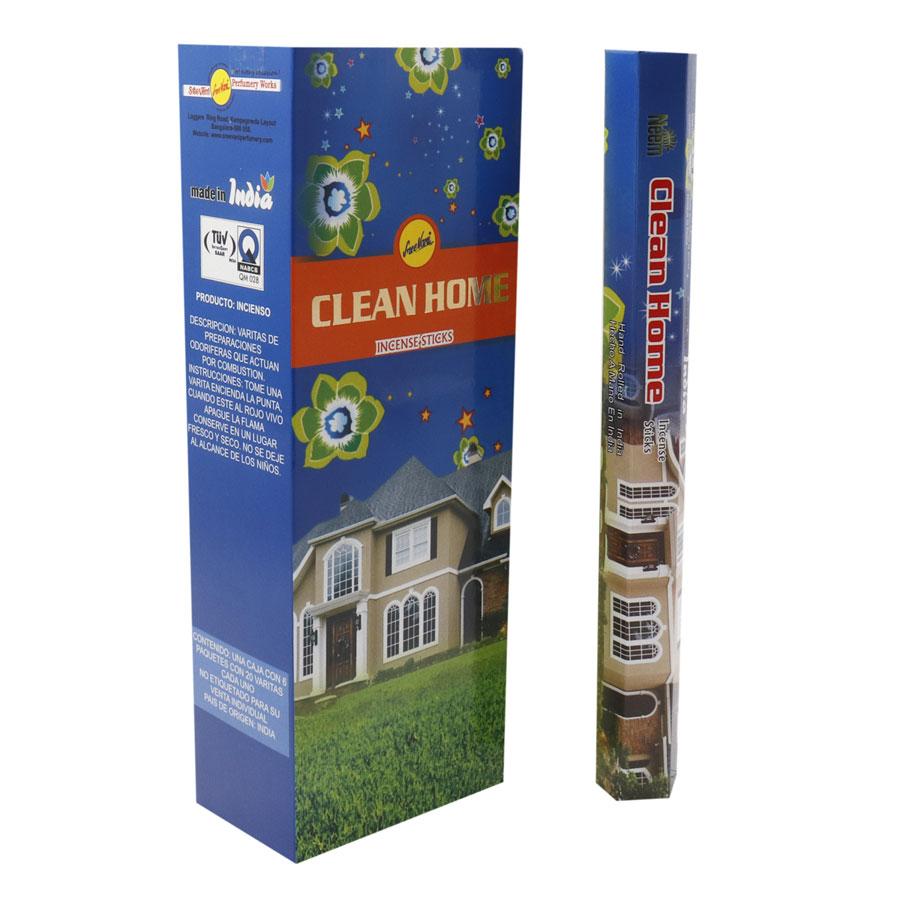 CLEAN HOUSE / LIMPIA CASA