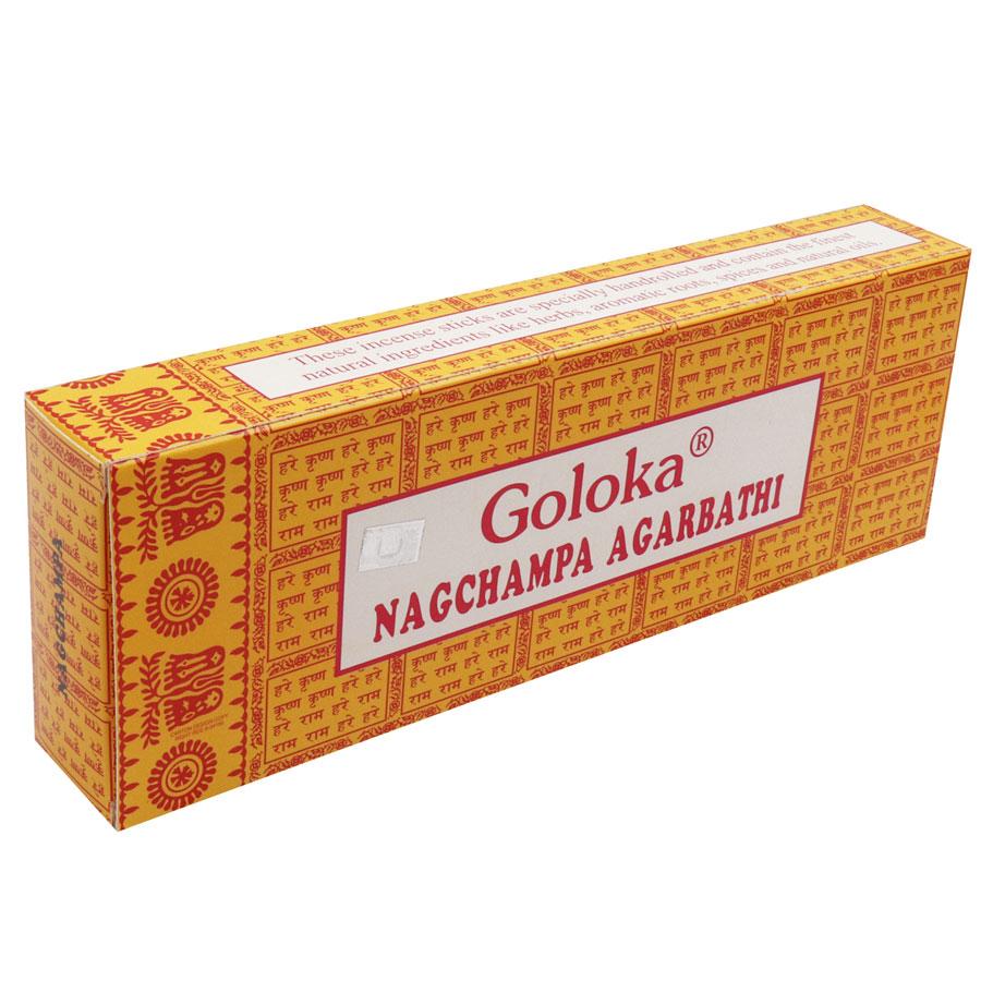 GOLOKA NAG CHAMPA 250  GRAM