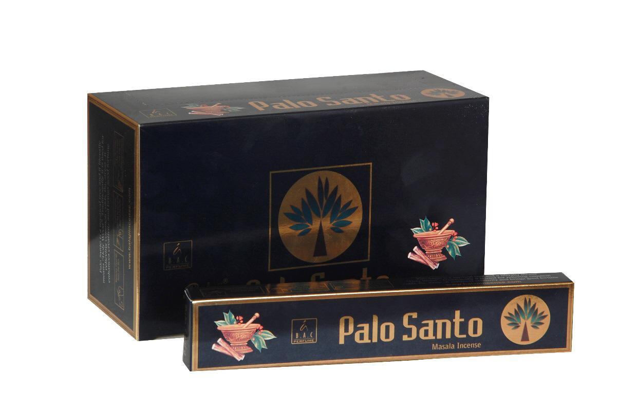 BALAJI PALO SANTO