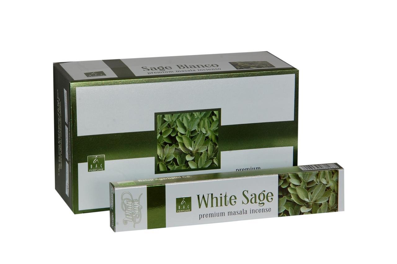 BALAJI WHITE SAGE