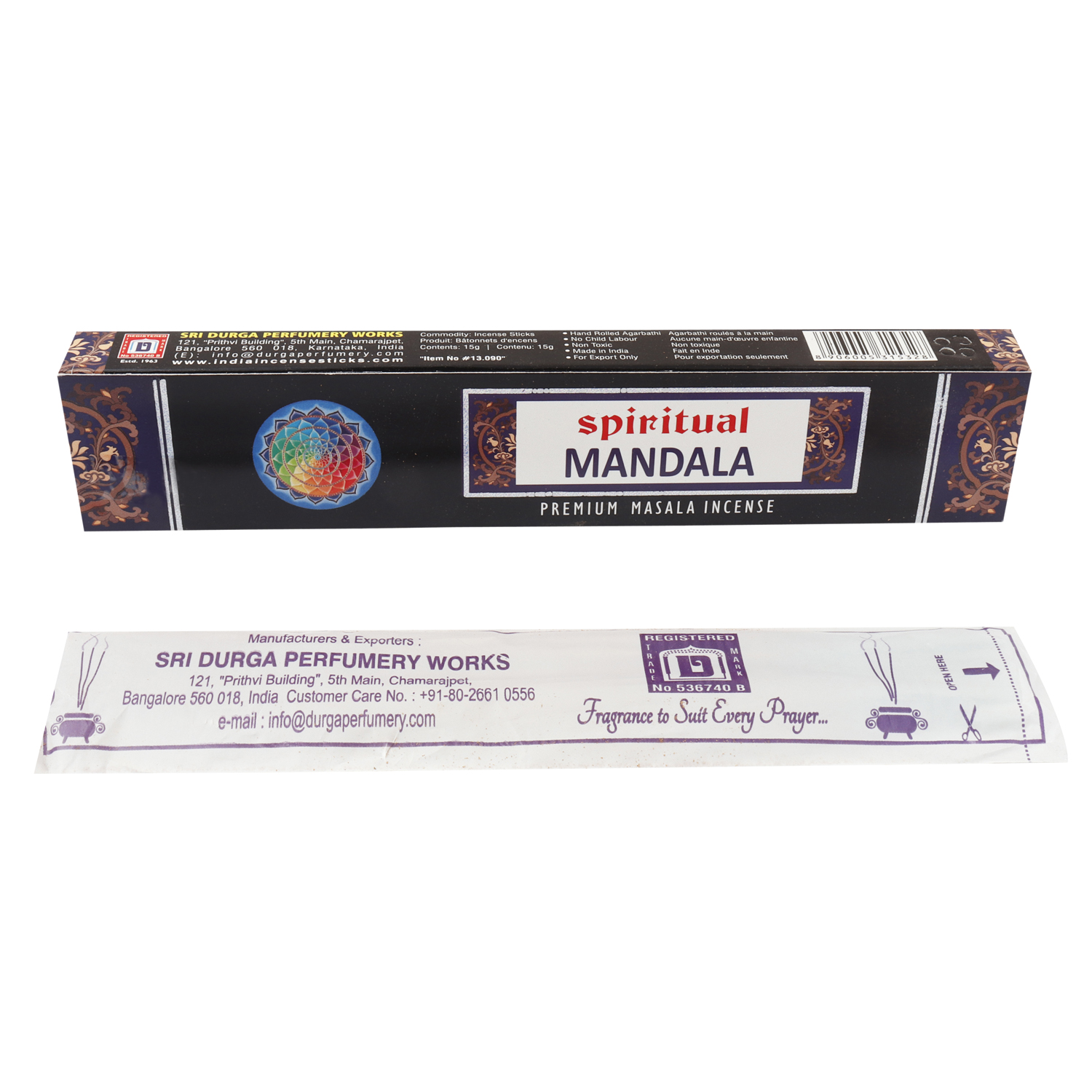 Best Incense Sticks, Incense Cones and Dhoop Exporter in India